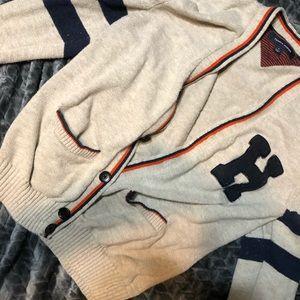 Men's Tommy Hilfiger varsity collection cardigan